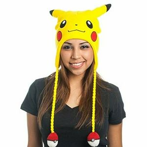 🎃 5/$20 Pikachu Beanie